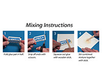 Mixing Instructions